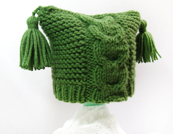 Knitting pattern for baby hat, Baby Newborn to Children