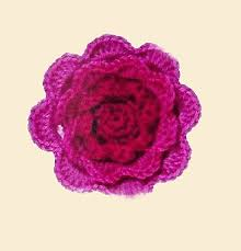 crochet flower free, crocheted flower pattern, flowers in crochet, easy crochet flowers pattern