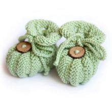 Knitting Pattern Baby Booties Baby Shoes PDF File