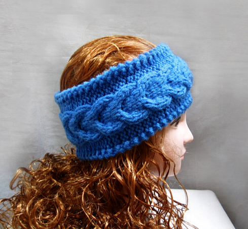 easy knitting patterns, hats and caps, hats for women, headband pattern, knitted headband pattern, knitting instructions