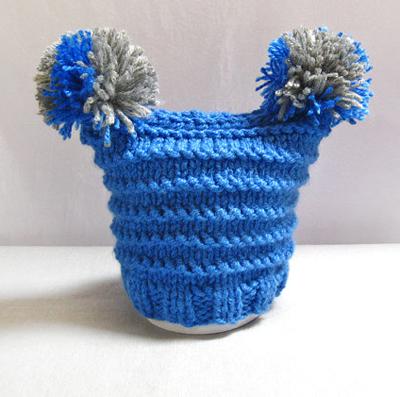Baby Boy Knitted Hat, Little Man Newsboy Hat Beanie
