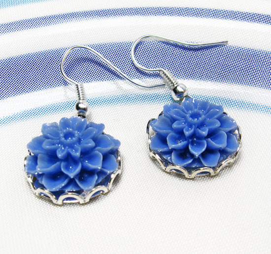 earrings for girls, earrings for women, earrings silver, floral earrings, flower earring, flower earrings, garden earrings, long earrings, lilac