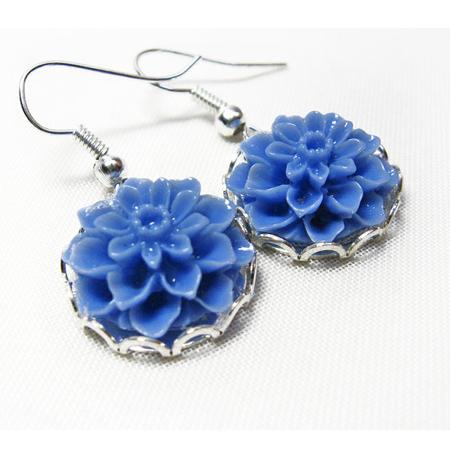 earrings for girls, earrings for women, earrings silver, floral earrings, flower earring, flower earrings, garden earrings, long earrings, lilac earrings, silver earring, silver earrings