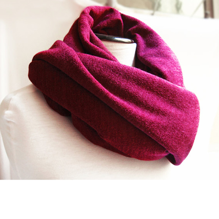 circle scarf, double jersey scarf, double loop scarf, infinity scarf, infinity scarves, infinity women scarf, jersey scarf, loop scarf, men scarf, wool jersey scarf