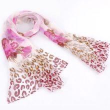 leopard print scarf, leopard scarf