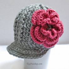 crochet newsboy hats, newsboy hat,