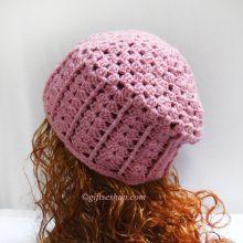 crochet beanie pattern