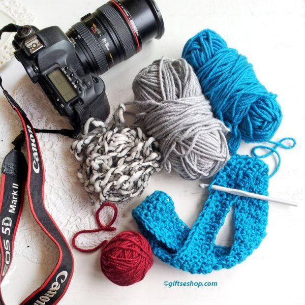 crochet cowl pattern handmade