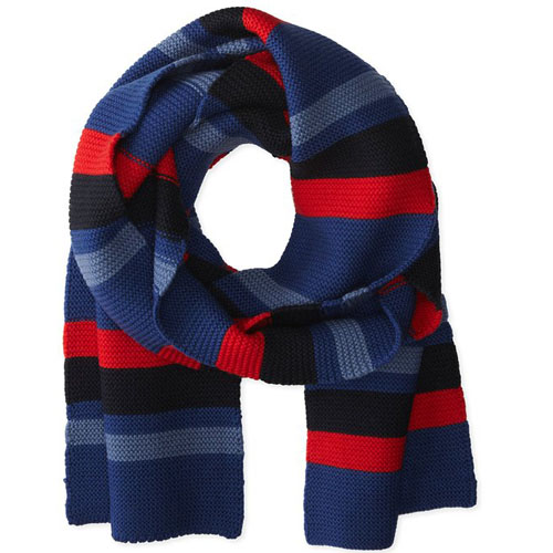 Knitted Wool Scarf Marc by Marc Jacobs