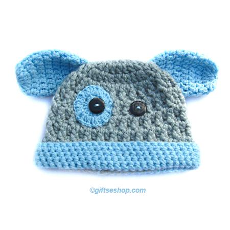 Crochet Baby Hat Patterns Dog : Baby Hat Crochet Pattern ? Crochet Puppy Hat Pattern ...