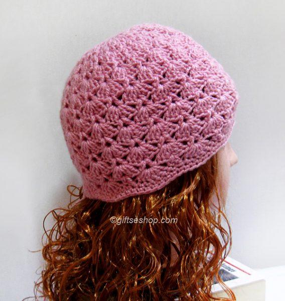 crochet pattern beanie