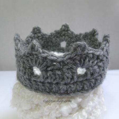Crochet Crown Pattern Crochet Baby Crown Crochet Tiara Pattern N72