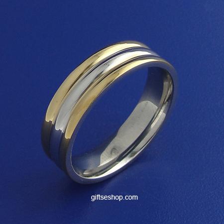 triple ring, wrap ring, coil ring, three band ring, stacking ring