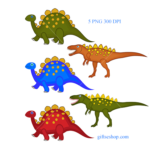 pictures of dinosaurs, dinosaur clipart, cartoon clipart,