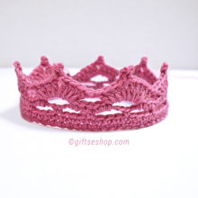 crocher crown pattern