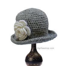 crochet hat girl pattern
