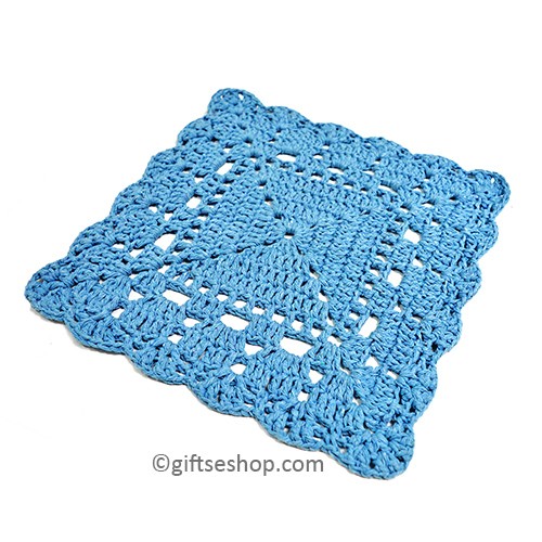 Crochet Rectangular Doily Tablecloth Pattern No102 Gifts Shop